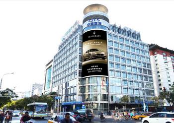 北京户外楼宇LED大屏广告
