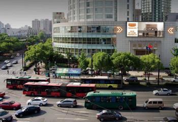 杭州户外楼宇LED大屏广告