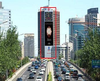北京京信大厦LED广告报价