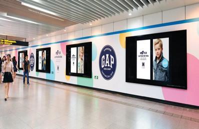 炫动画廊广告