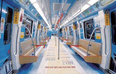 厦门地铁广告