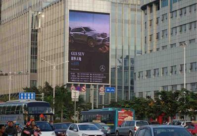 南宁户外LED广告-南宁户外广告-南宁户外广告公司