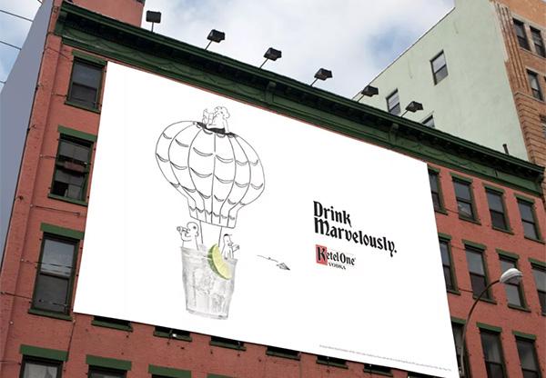 坎特一号户外广告