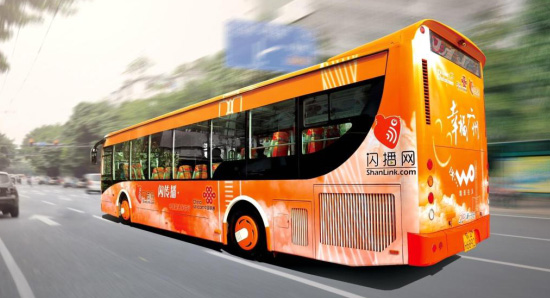 广州公交车广告都有哪些投放优势?